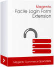 Magento Facile Login Extension