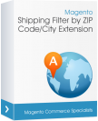 Magento Shipping Filter by ZIP Code/City Extension