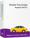 Magento Starter Service package